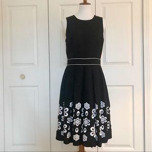 KENAR Linen Blend Dress